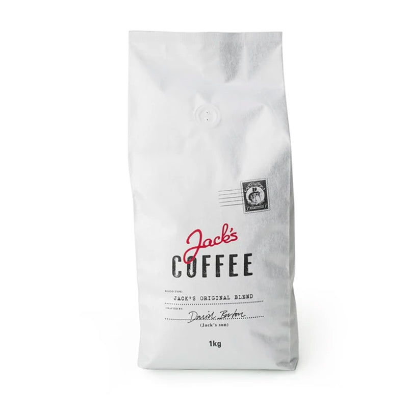 Jack's Coffee Original Blend at The Coffee Collective NZ