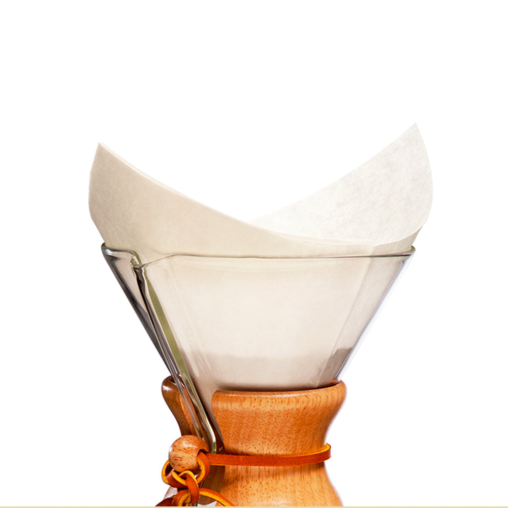 Chemex Pre-Folded Squares Filters