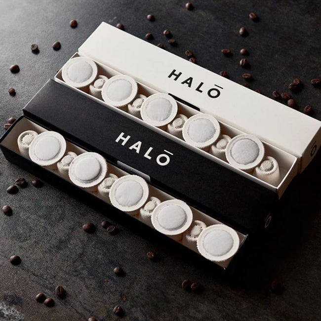 Halo Coffee Ristretto Blend