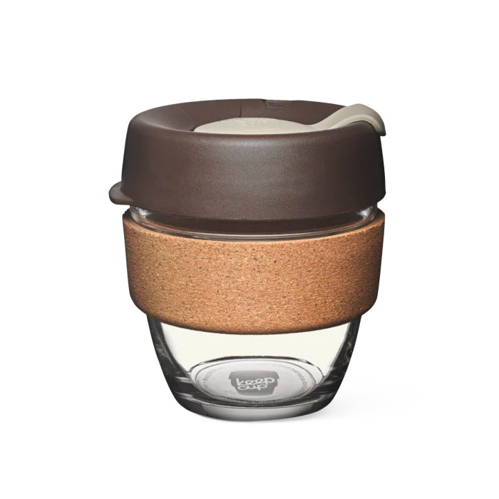 Keep Cup Brew Cork 8oz Almond