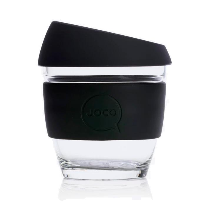 Joco 8oz Coffee Cup - Black