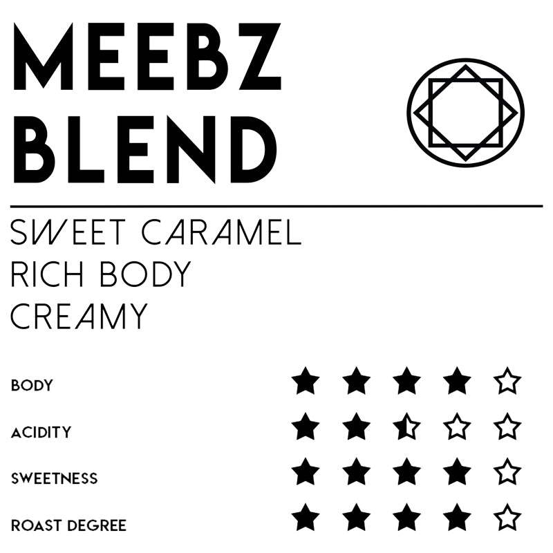 Meebz Coffee Signature Blend