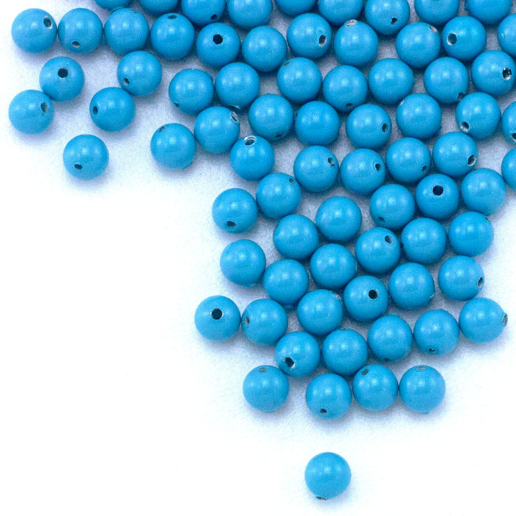 Swarovski Crystal PEARLS - 4mm - YOU Pick the Color
