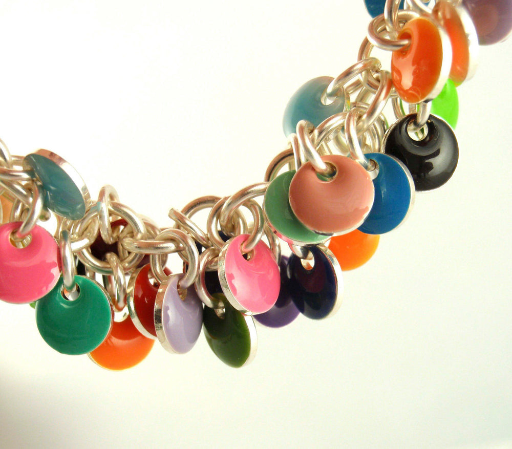 Bright Shaggy Dots Bracelet Kit - Beginners and Intermediate