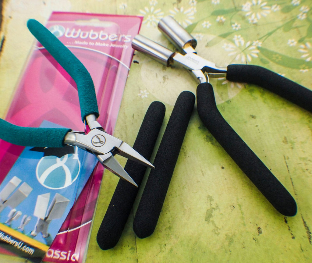 Mandrel Wubbers - Small, Medium, Large, XL or Jumbo Designer Pliers Professionally Prepped - Free Wire Sample - 100% Guarantee
