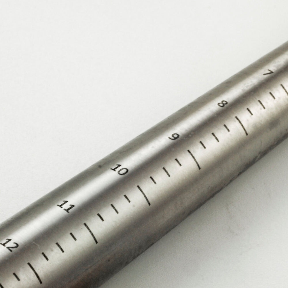 Deluxe Ring Mandrel - Size, Form and  Hammer - Wire Sample Included