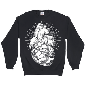 honey and venom sweatshirt