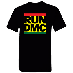 RUN DMC Black History Tee