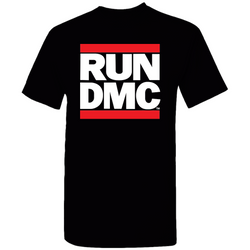 Official RUN DMC Logo Tee