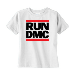 RUN DMC Official Kids Tee