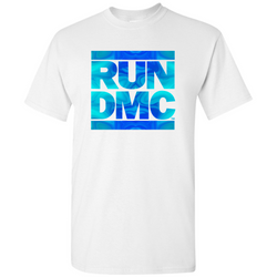 RUN DMC Liquid Logo Tee
