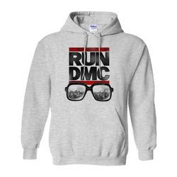 RUN DMC Glasses Hoodie