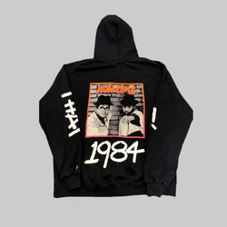 Black Hoodie - It's Like That 1984 Edition