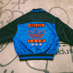 HOLLIS CREW Varsity Jacket