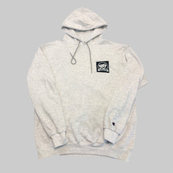 Gray RUN DMC Hoodie - Hollis Crew Worldwide