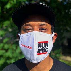 RUN DMC Face Mask (2 Pack)