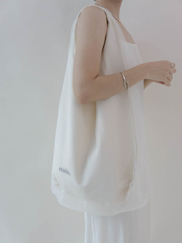 French mesh bag