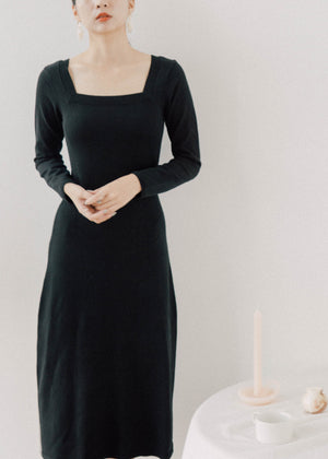 Audrey black dress
