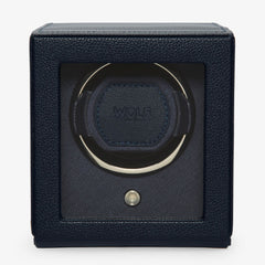 WOLF Cub single navy watch winder