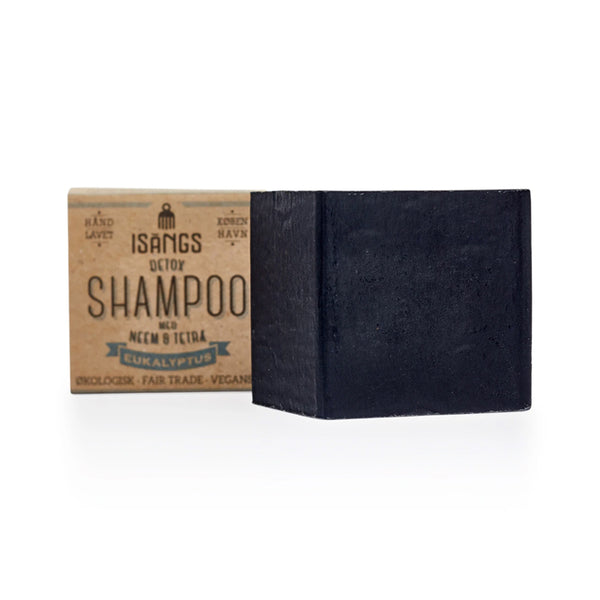 Isangs Shampoo Bar - Detox