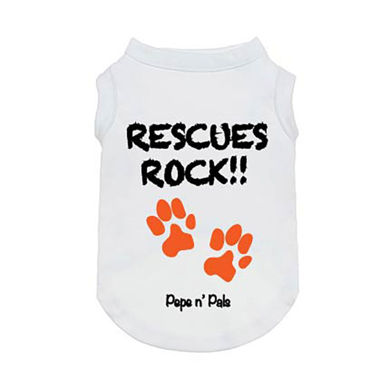 Rescues Rock Dog T-shirt