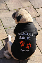 Load image into Gallery viewer, Rescues Rock Dog T-shirt