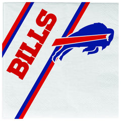 Buffalo Bills Napkins 20 Pack