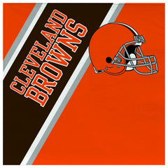 Cleveland Browns Napkins 20 Pack