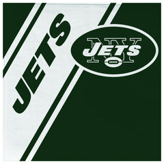 New York Jets Napkins 20 Pack