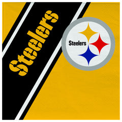 Pittsburgh Steelers Napkins 20 Pack