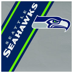 Seattle Seahawks Napkins 20 Pack