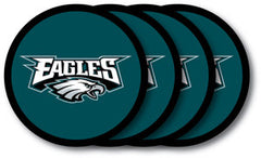 Philadelphia Eagles Vinyl Coasters 4 Pack