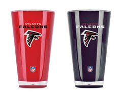 Atlanta Falcons 2 Pack Insulated Tumbler