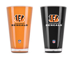 Cincinnati Bengals 2 Pack Insulated Tumbler