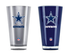 Dallas Cowboys 2 Pack Insulated Tumbler