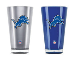 Detroit Lions 2 Pack Insulated Tumbler