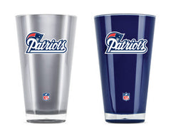 New England Patriots 2 Pack Insulated Tumbler