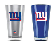 New York Giants 2 Pack Insulated Tumbler