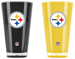 Pittsburgh Steelers 2 Pack Insulated Tumbler