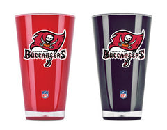 Tampa Bay Buccaneers 2 Pack Insulated Tumbler
