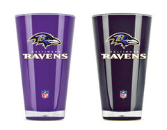 Baltimore Ravens 2 Pack Insulated Tumbler