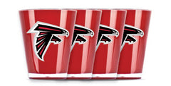 Atlanta Falcons 4 Pack Insulated Shot Glass