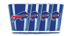 Buffalo Bills 4 Pack Insulated Shot Glass