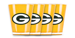 Green Bay Packers 4 Pack Insulated Shot Glass