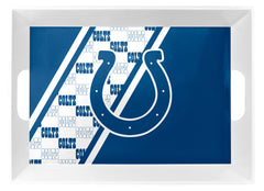 Indianapolis Colts Melamine Serving Tray