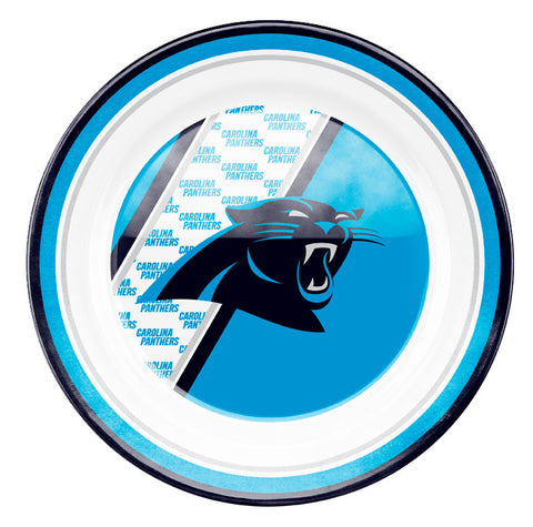 Carolina Panthers Melamine Dinner Plate