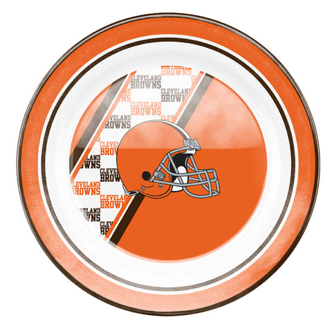 Cleveland Browns Melamine Dinner Plate