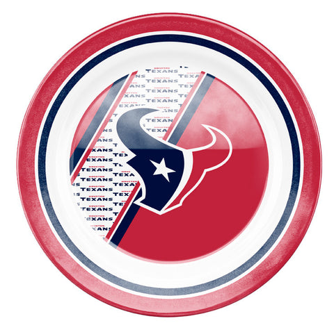 Houston Texans Melamine Dinner Plate