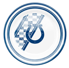 Indianapolis Colts Melamine Dinner Plate
