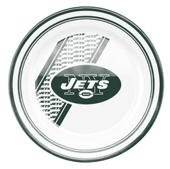 New York Jets Melamine Dinner Plate